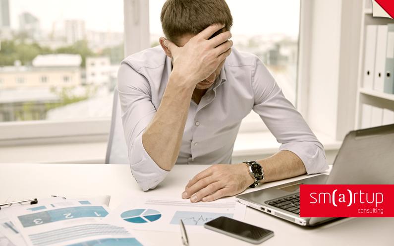Problemas financieros más comunes en las empresas