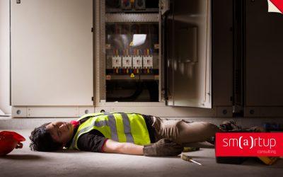 Cómo actuar ante un accidente laboral en tu pyme